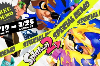 splatoon 2 free demo start time how to download