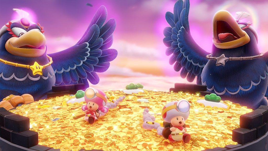 captain toad special episode dlc review impressions