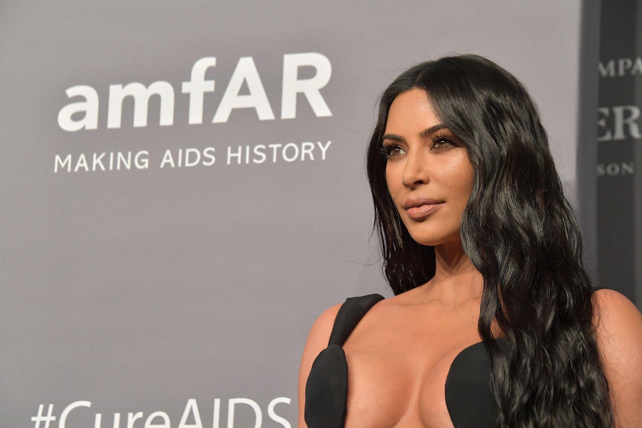 Kim Kardashian West Mom-Shamed