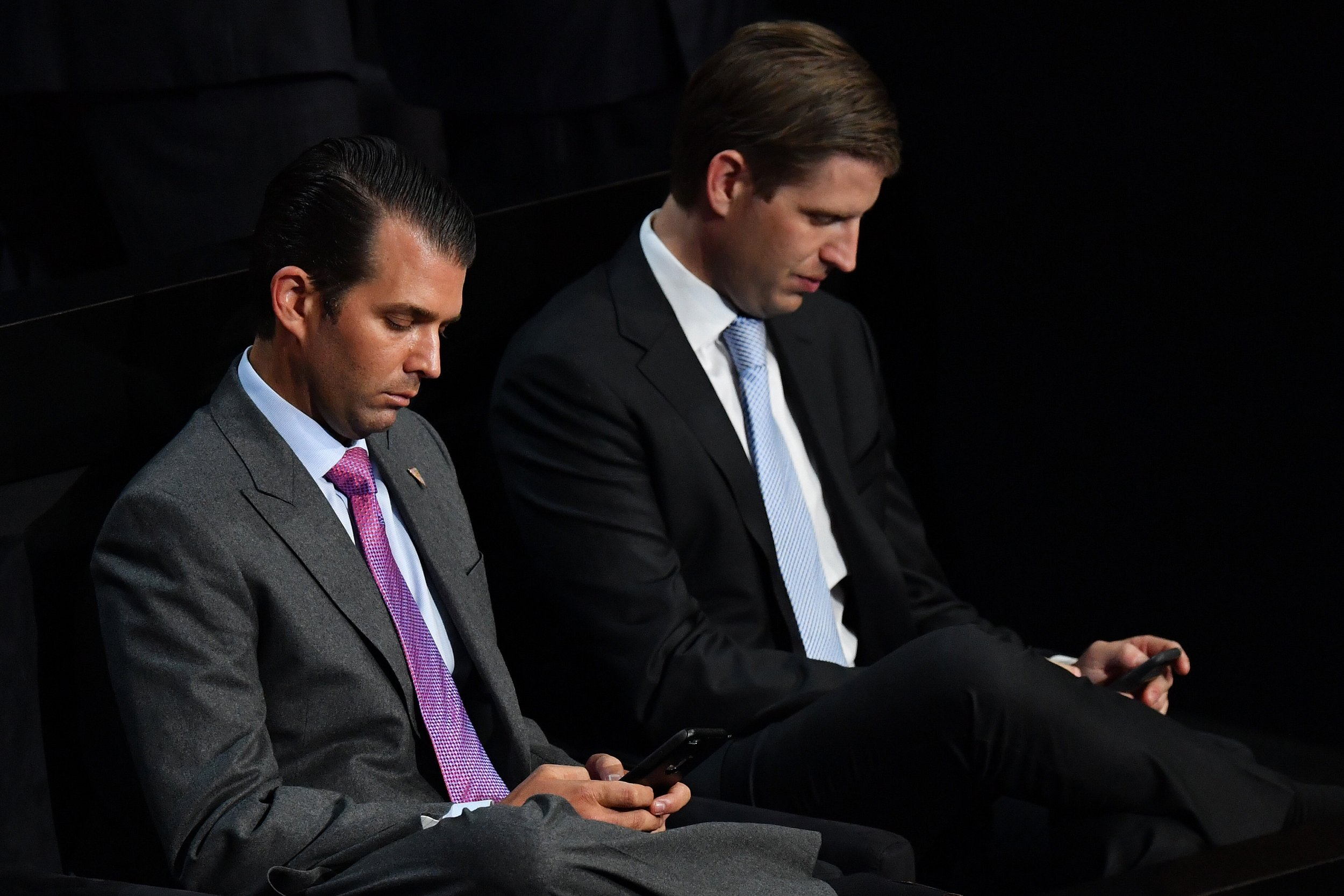 trump jr red pill big tech