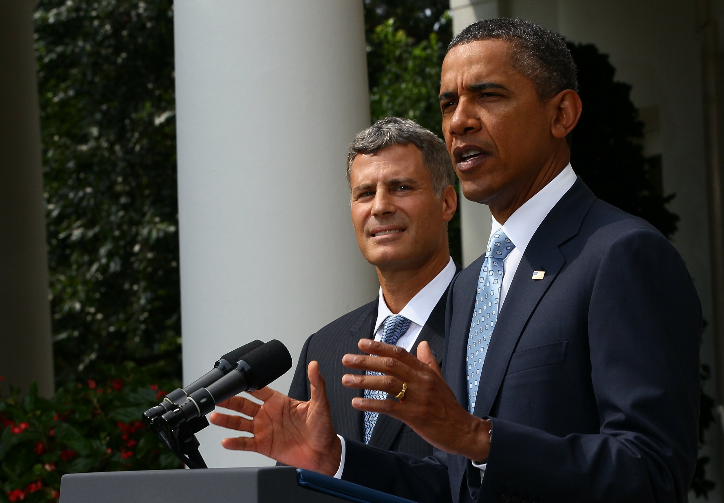 alan krueger, barack obama