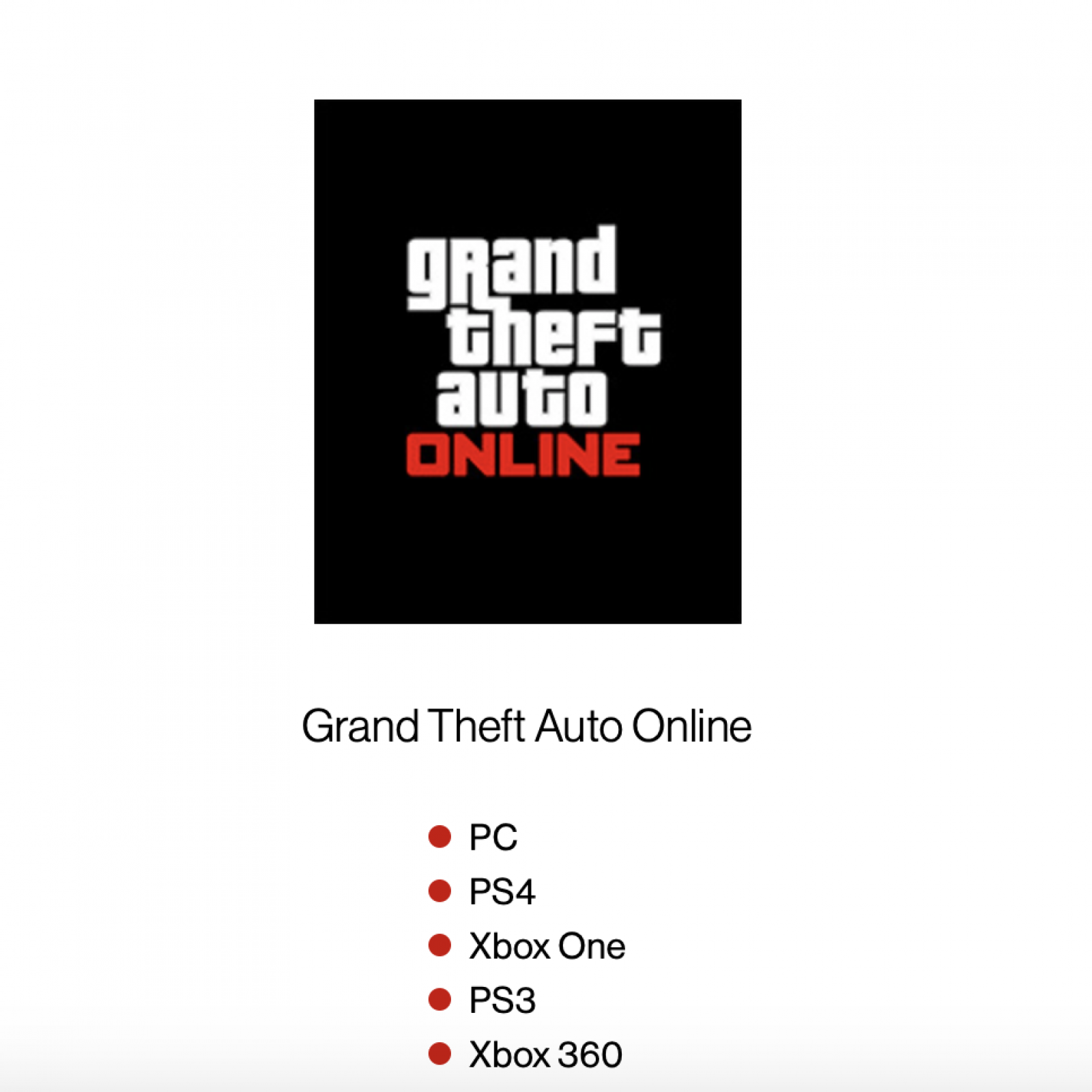 GTA 5 Online' Down or Offline? Rockstar Says Servers