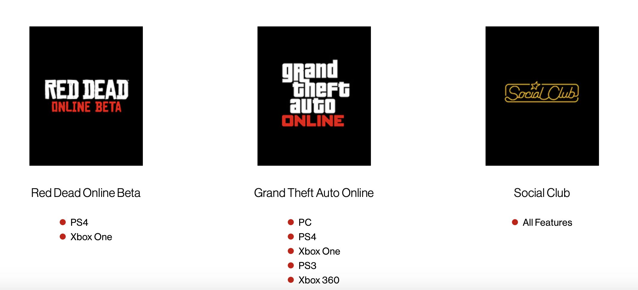 Rockstar Game Services Error 0x50000006