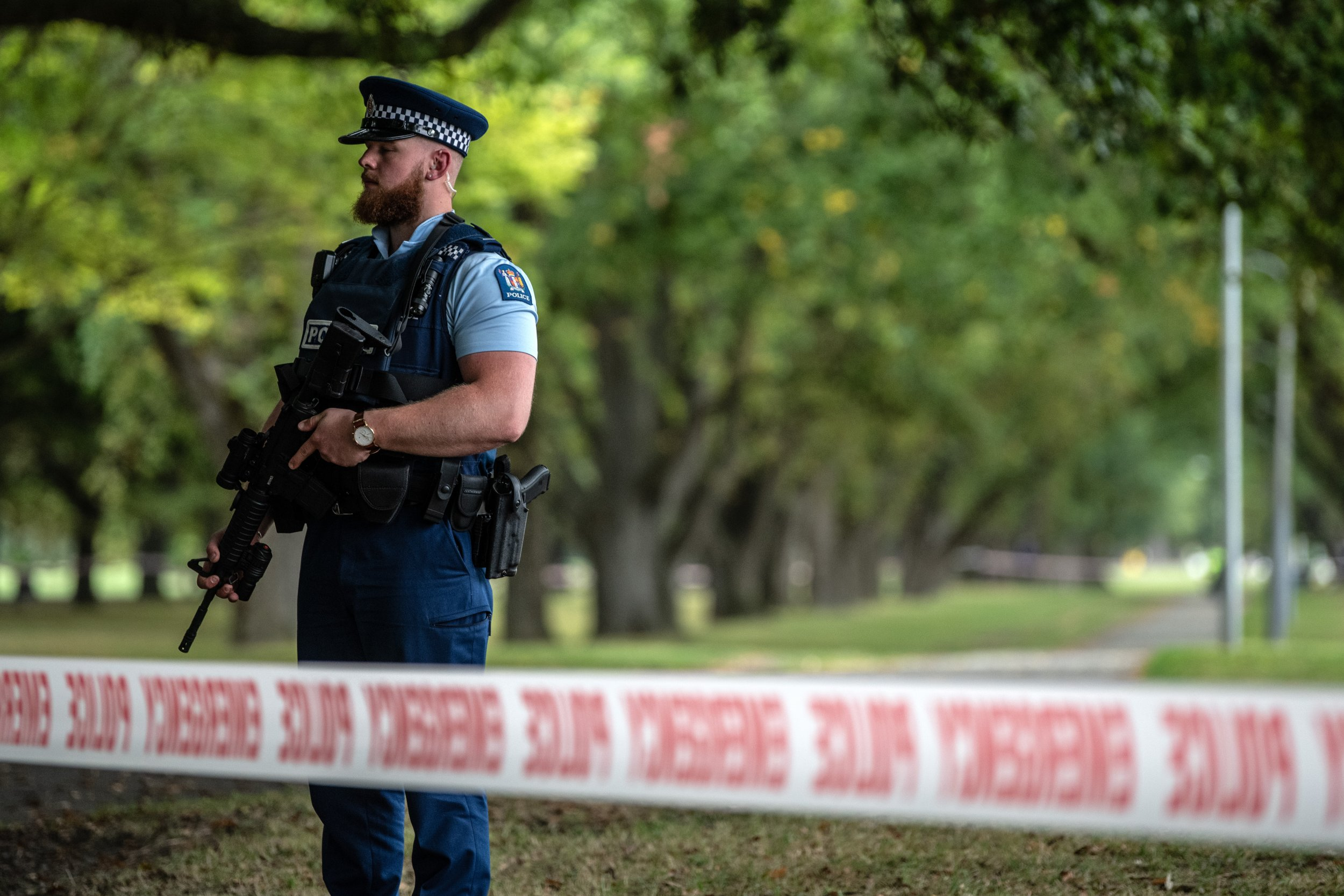 Christchurch, New Zealand attacks