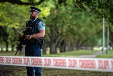 Christchurch, New Zealand attacks