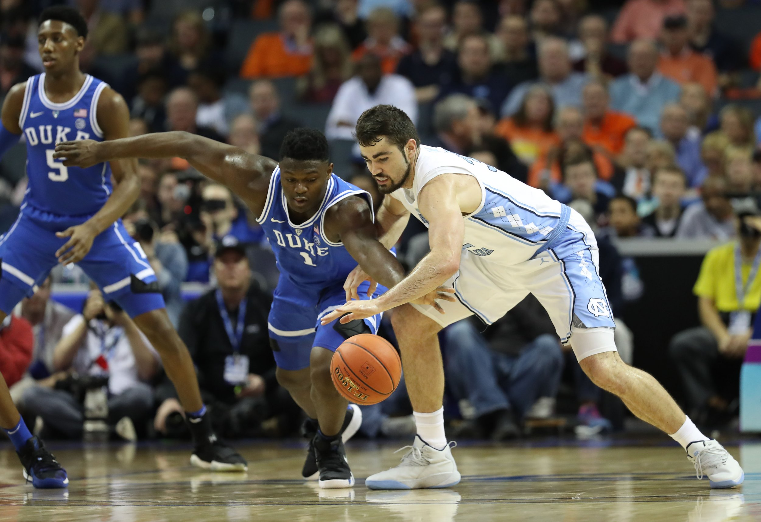 Duke Blue Devils, North Carolina Tar Heels