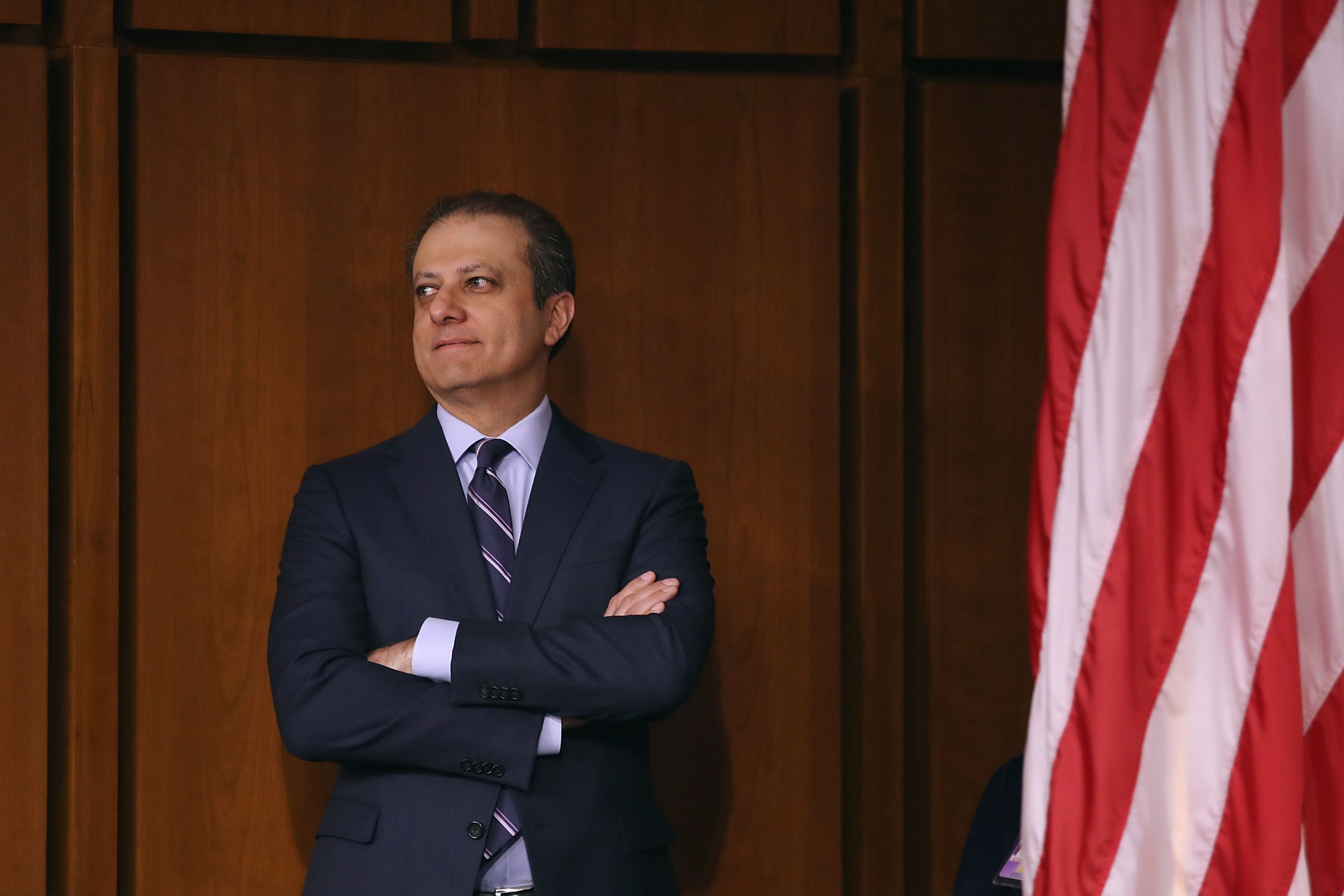 preet bharara trump indicted