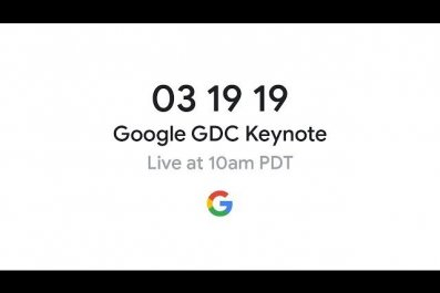 Gdc, 2019, keynote, Google, gaming, announcement, live, stream, blog, everything, new, streaming, game, service, controller, cloud, project, stream, yeti, youtube, console