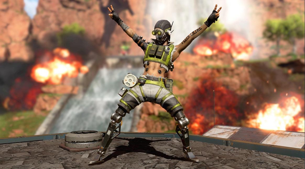 Apex Legends' Update 1 05 Adds Battle Pass, Octane & More