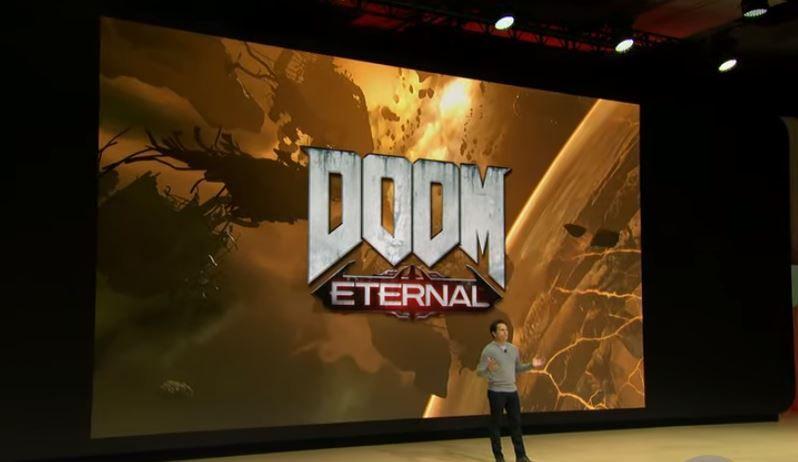 doom eternal stadia