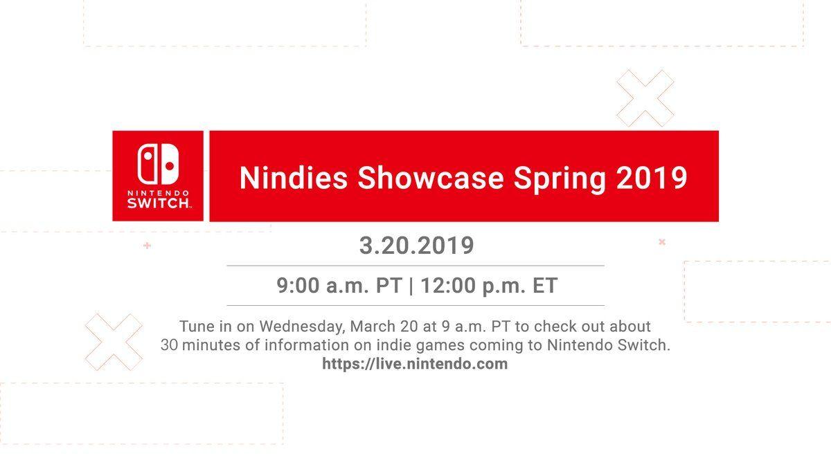 nintendo direct nindies spring showcase how to watch online