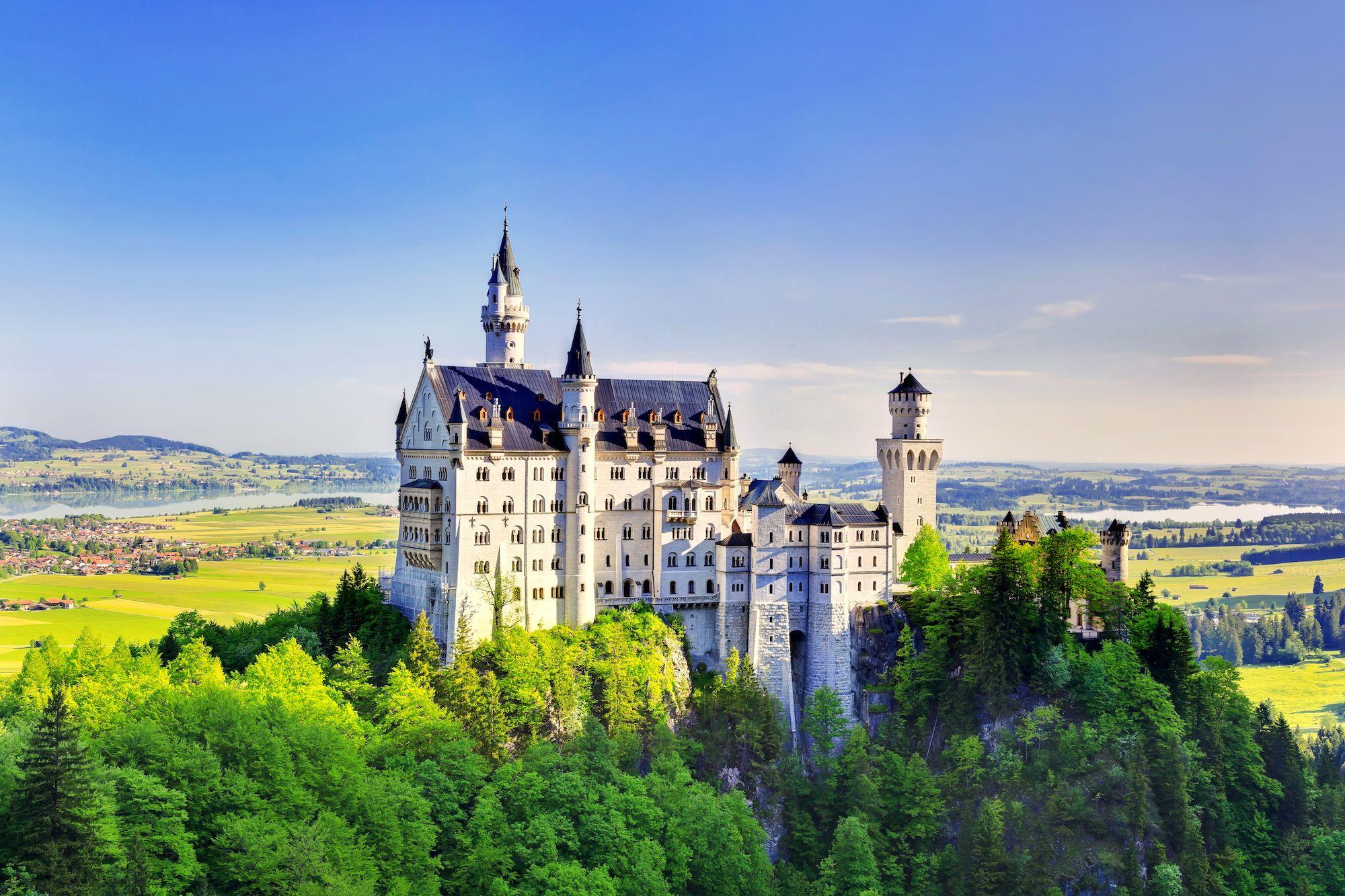 Germany - castle neuschwanstein