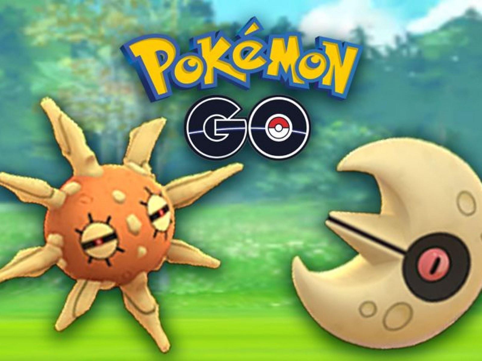 Pokemon Go Equinox Event Brings Shiny Lunatone Solrock And Raid