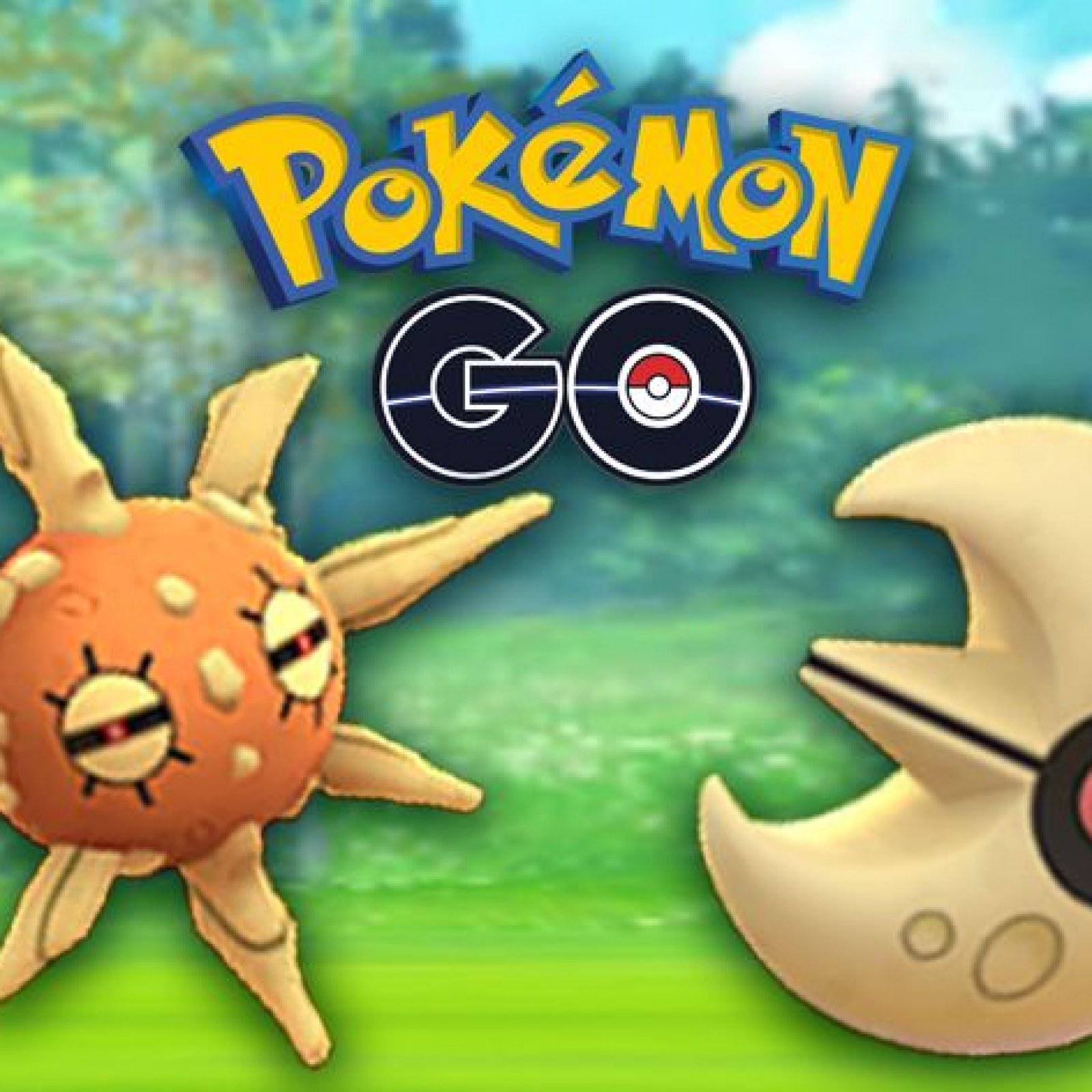Pokémon Go Equinox Event Brings Shiny Lunatone Solrock And Raid