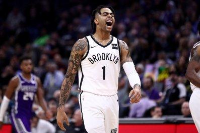D'Angelo Russell, Brooklyn Nets