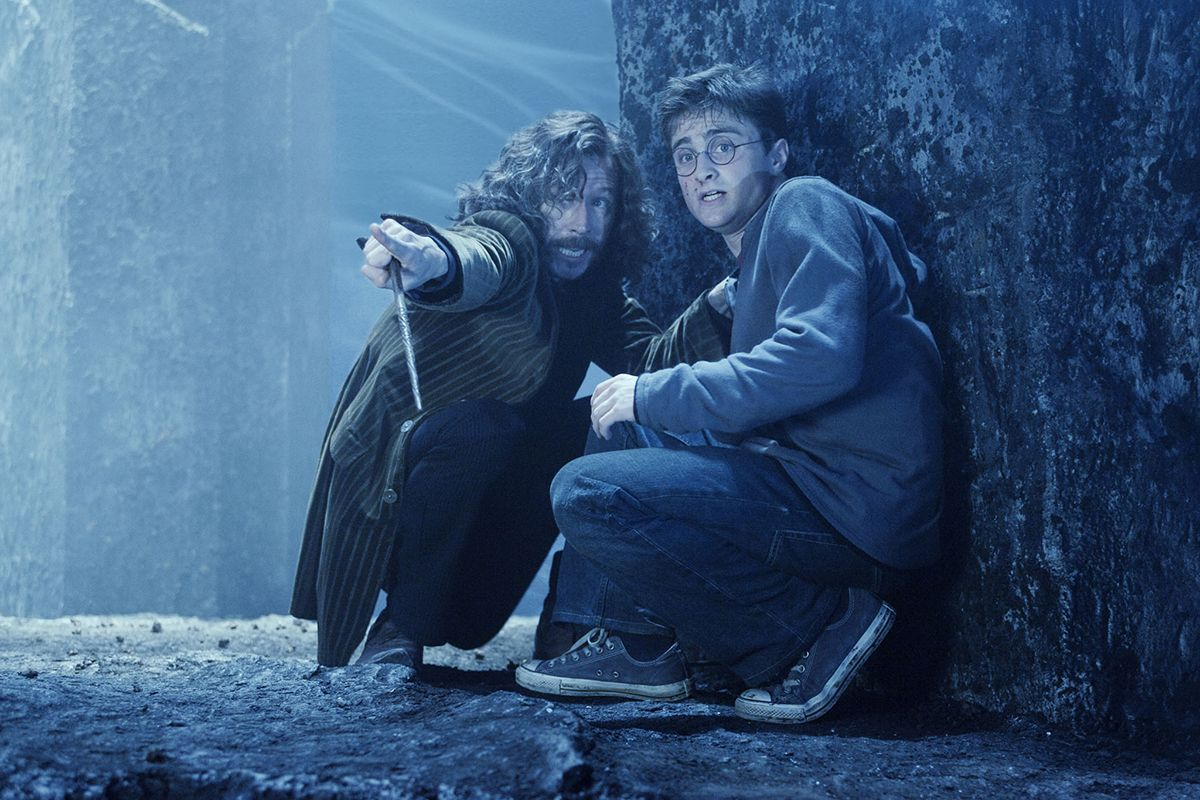 09 Harry Potter and the Order of the Phoenix