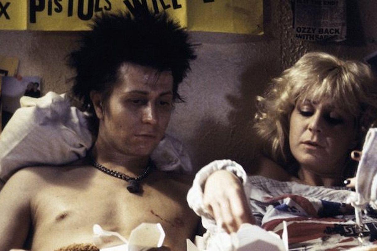 10 Sid and Nancy