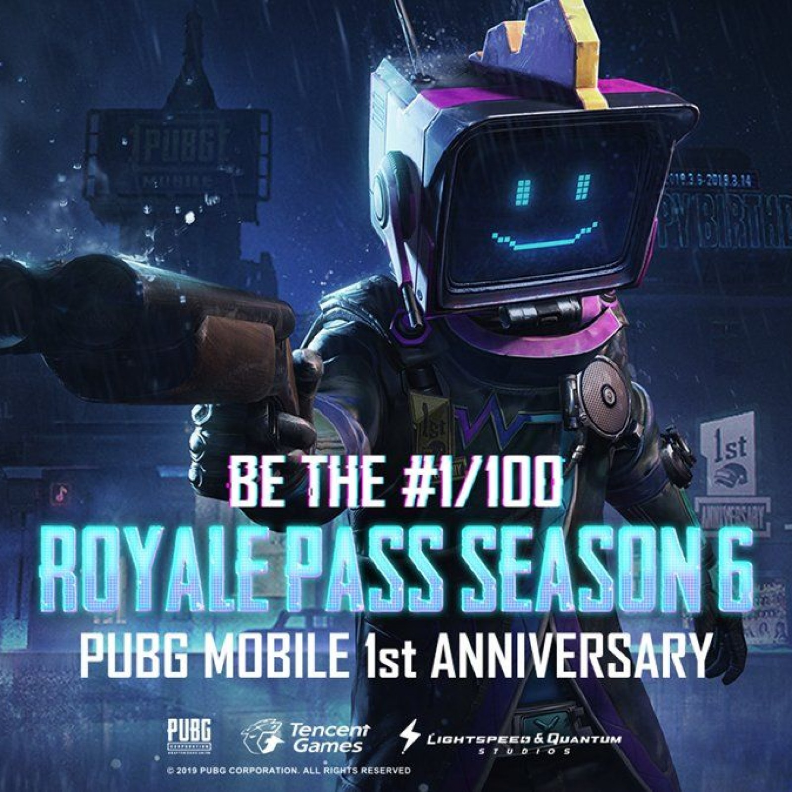Pubg Mobile Update 0115 Adds G36c Season 6 Royale Pass