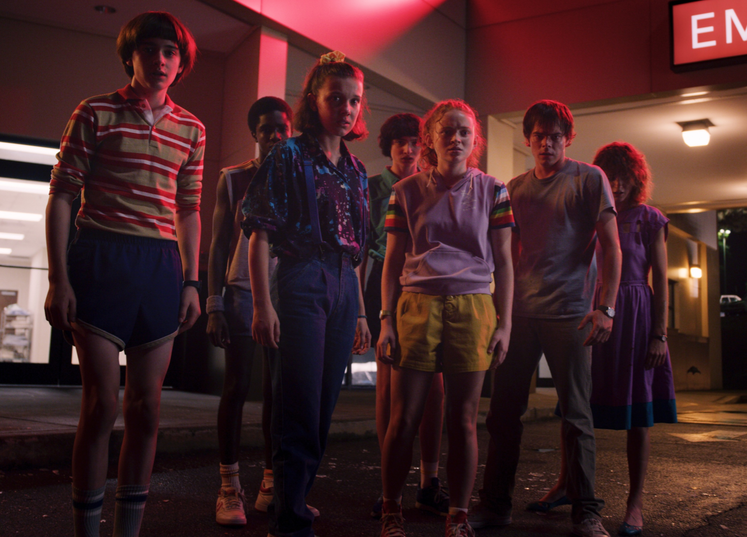 Stranger Things 3 First Look