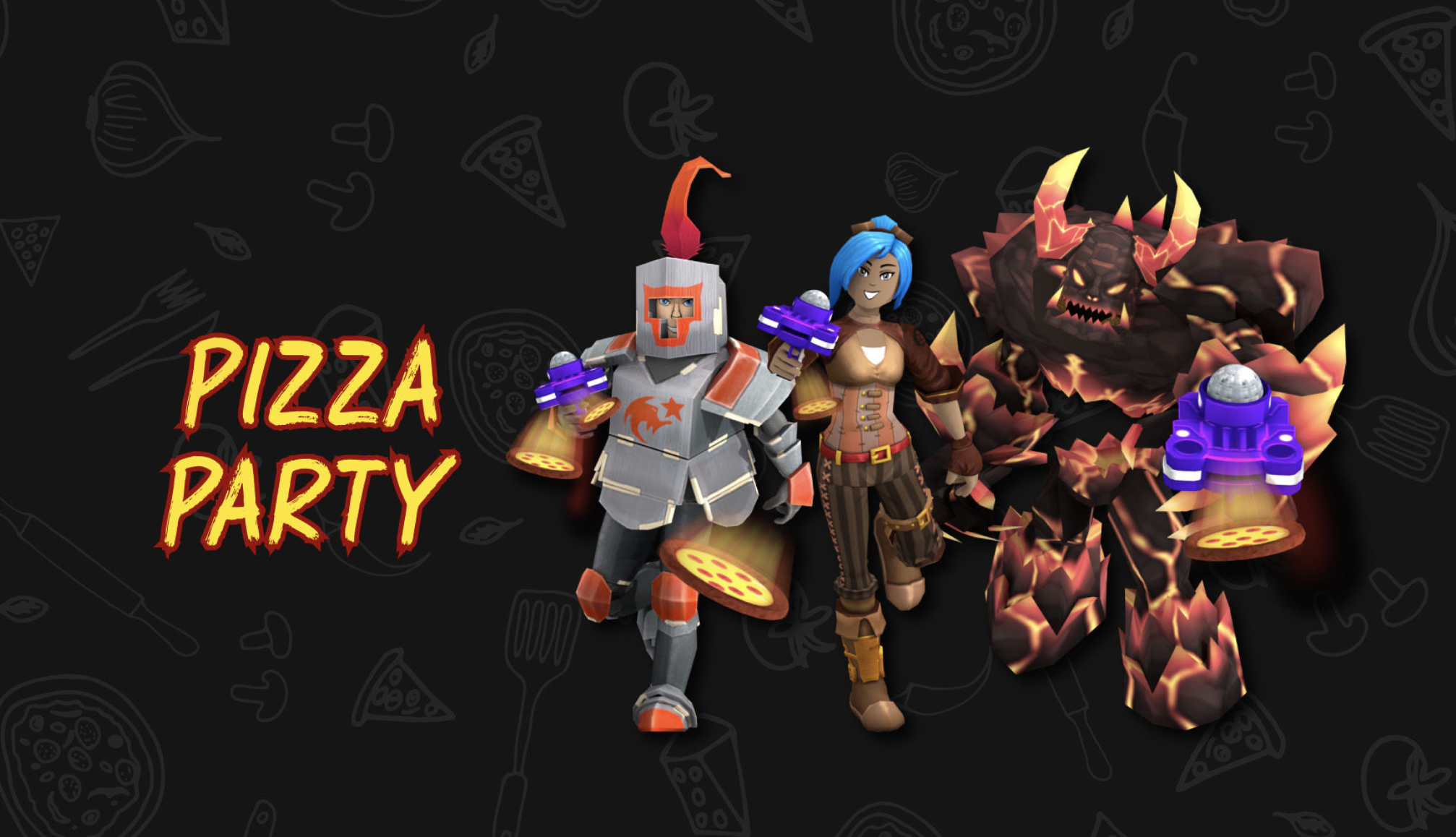 roblox, pizza, party, event, guide, how, to, get, boombox, backpack, piñata, hat, watermelon, wings, rare, rewards, prizes, mohawk, disco, ball, helmet, purple, afro