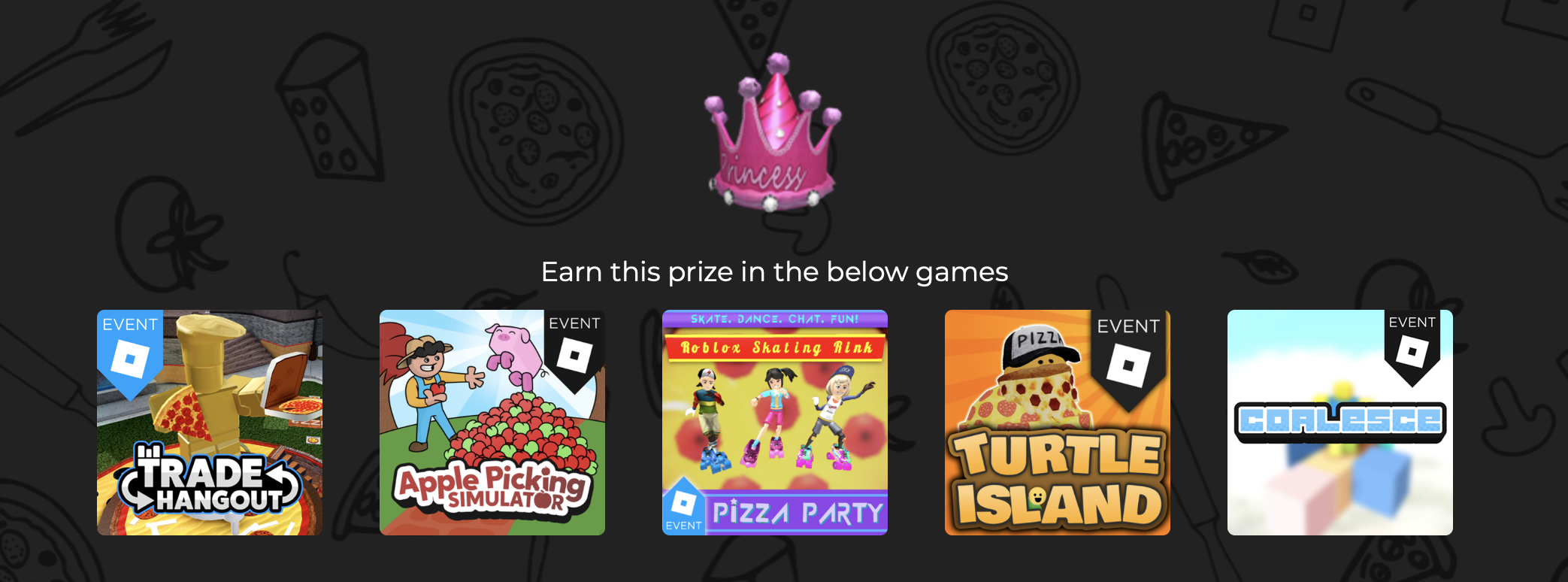 Roblox Pizza Party Event: How To Get The Royal Party Hat
