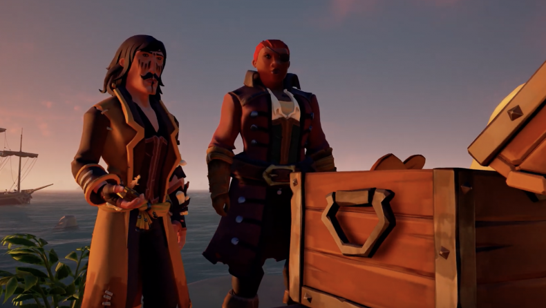 sea of thieves mega update April 30 openable chests cooking new features