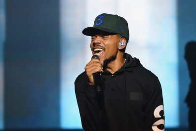 Chance the Rapper tweets