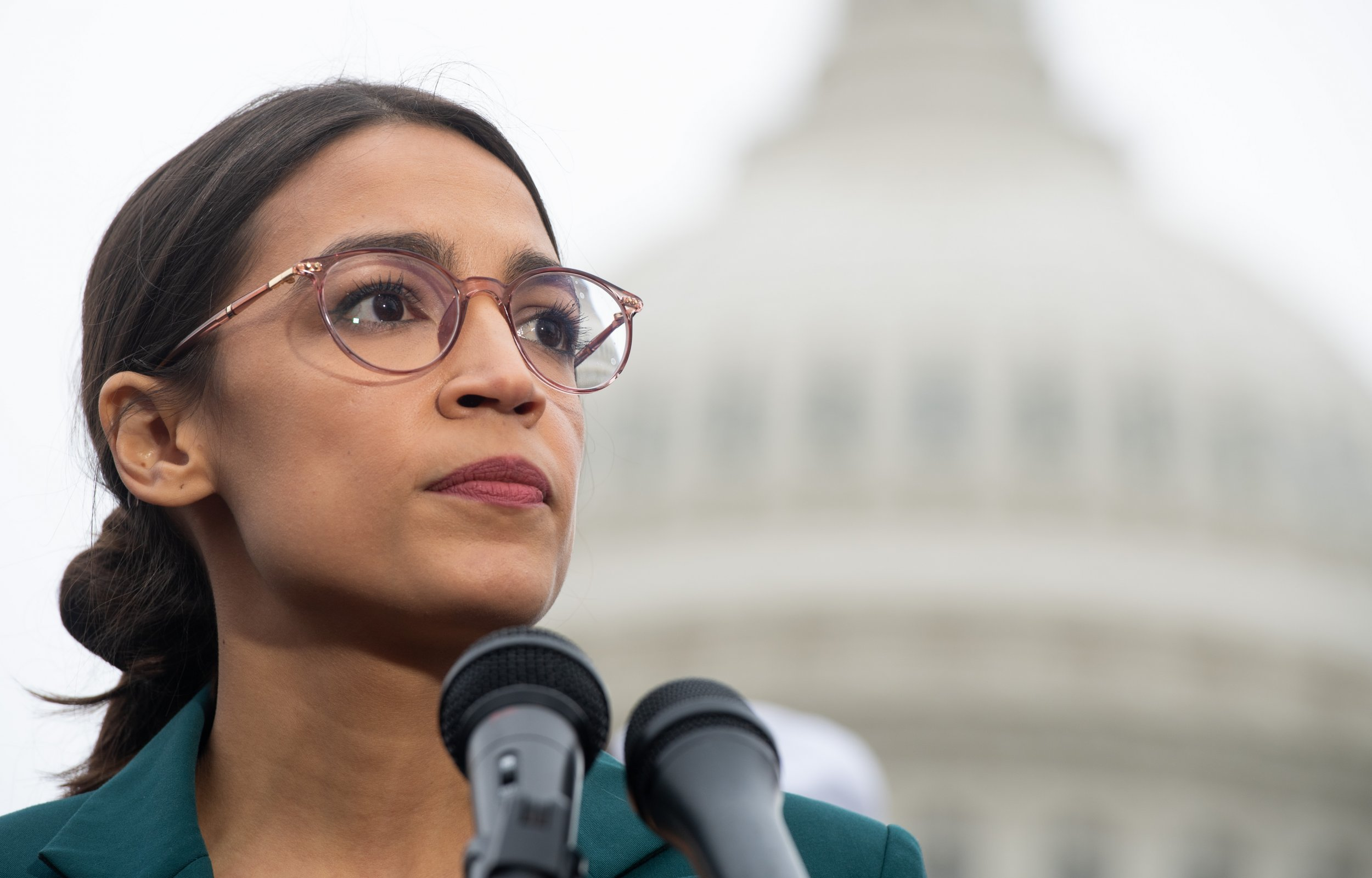 Alexandria Ocasio-Cortez, voting rights, debate, poll tax, Florida lawmaker
