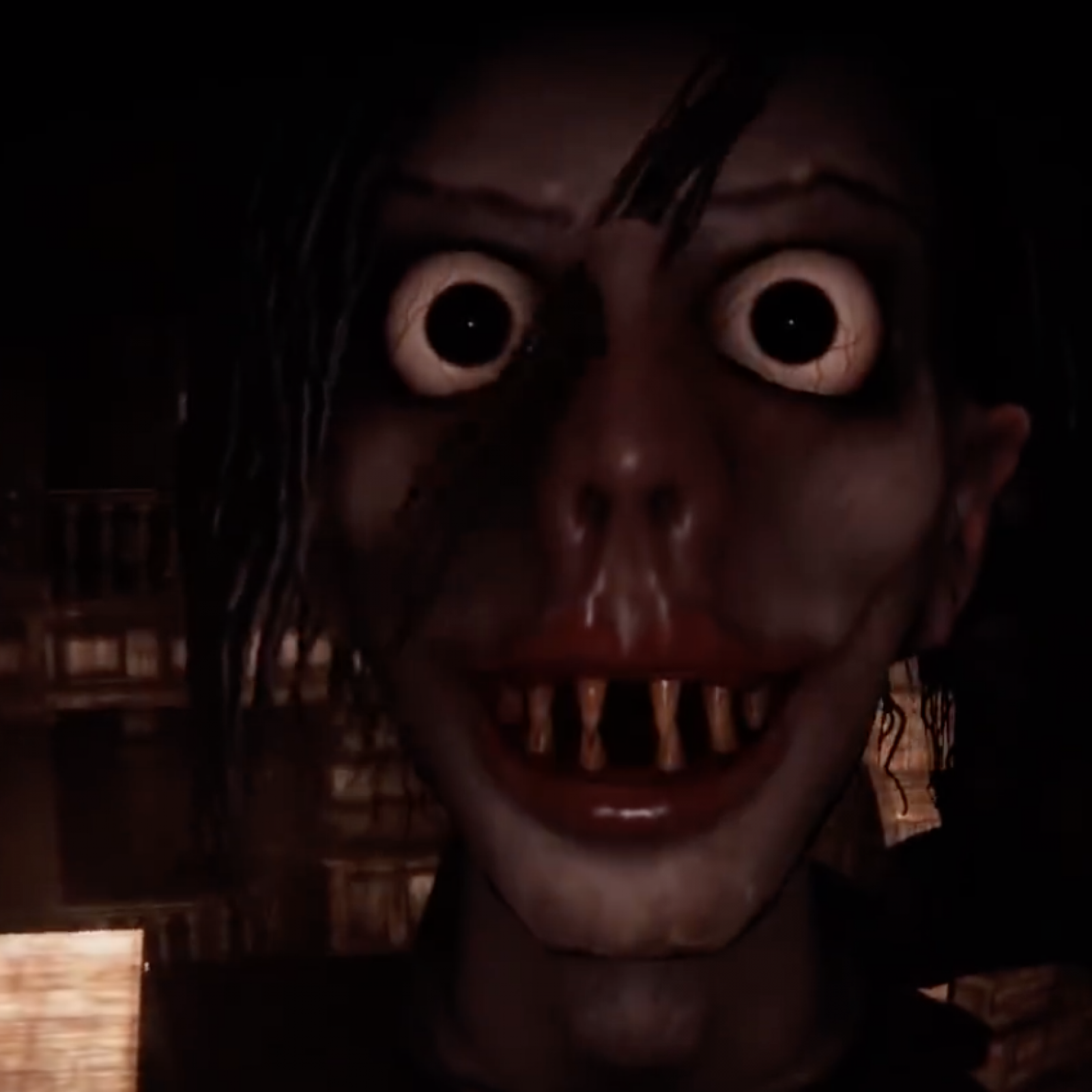 Escape The Ayuwoki Is A Strange New Horror Game With A