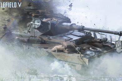 Battlefield 5 update 113 tank