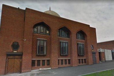 birmingham mosque