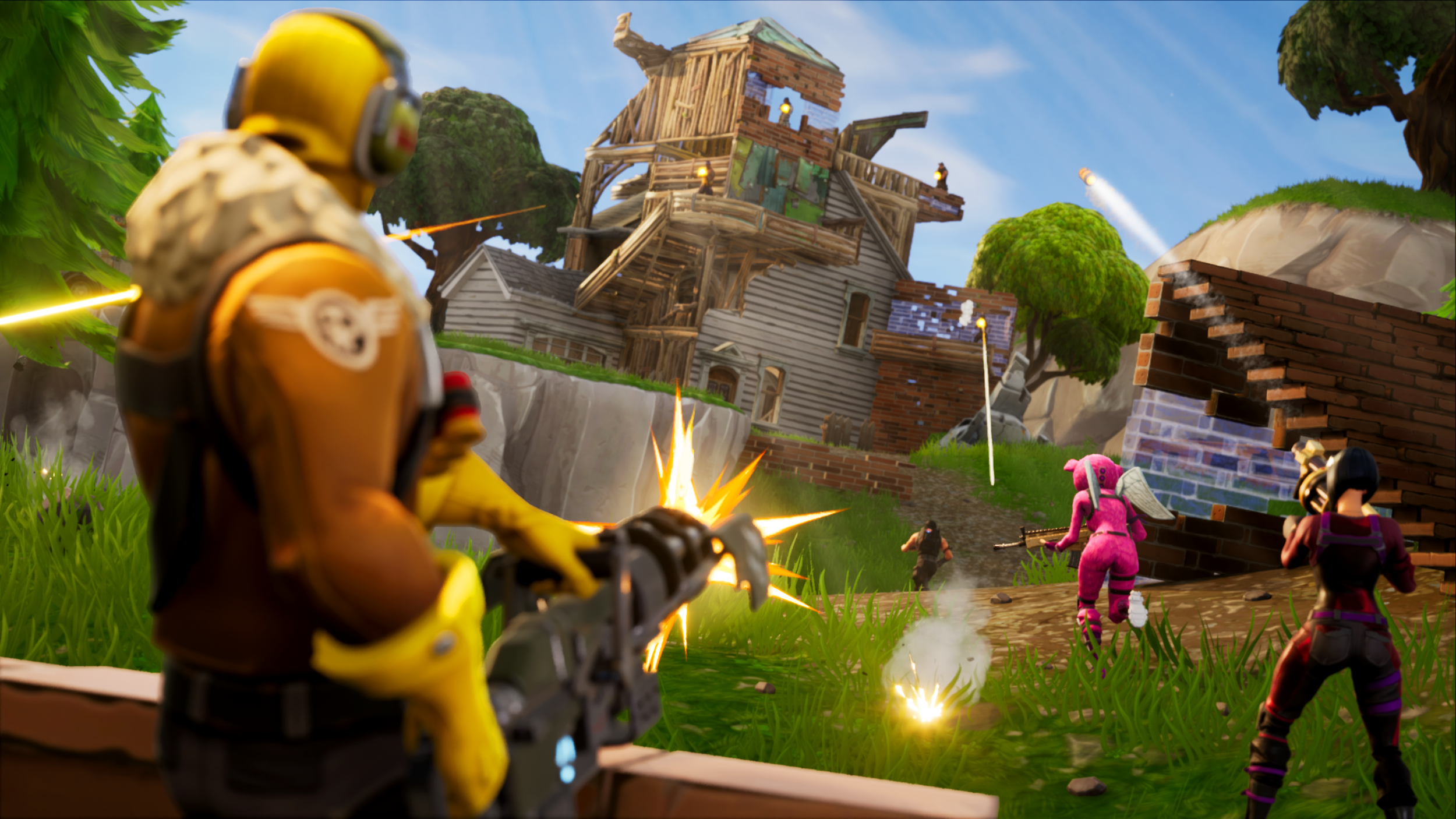 Fortnite Ltm Creator Contest Announced How To Enter Make Your