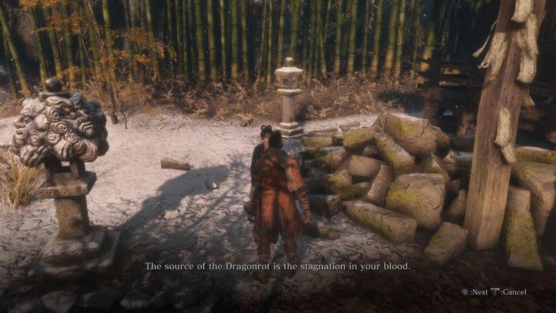 sekiro-rot-essence-cure-dragonrot-your-fault