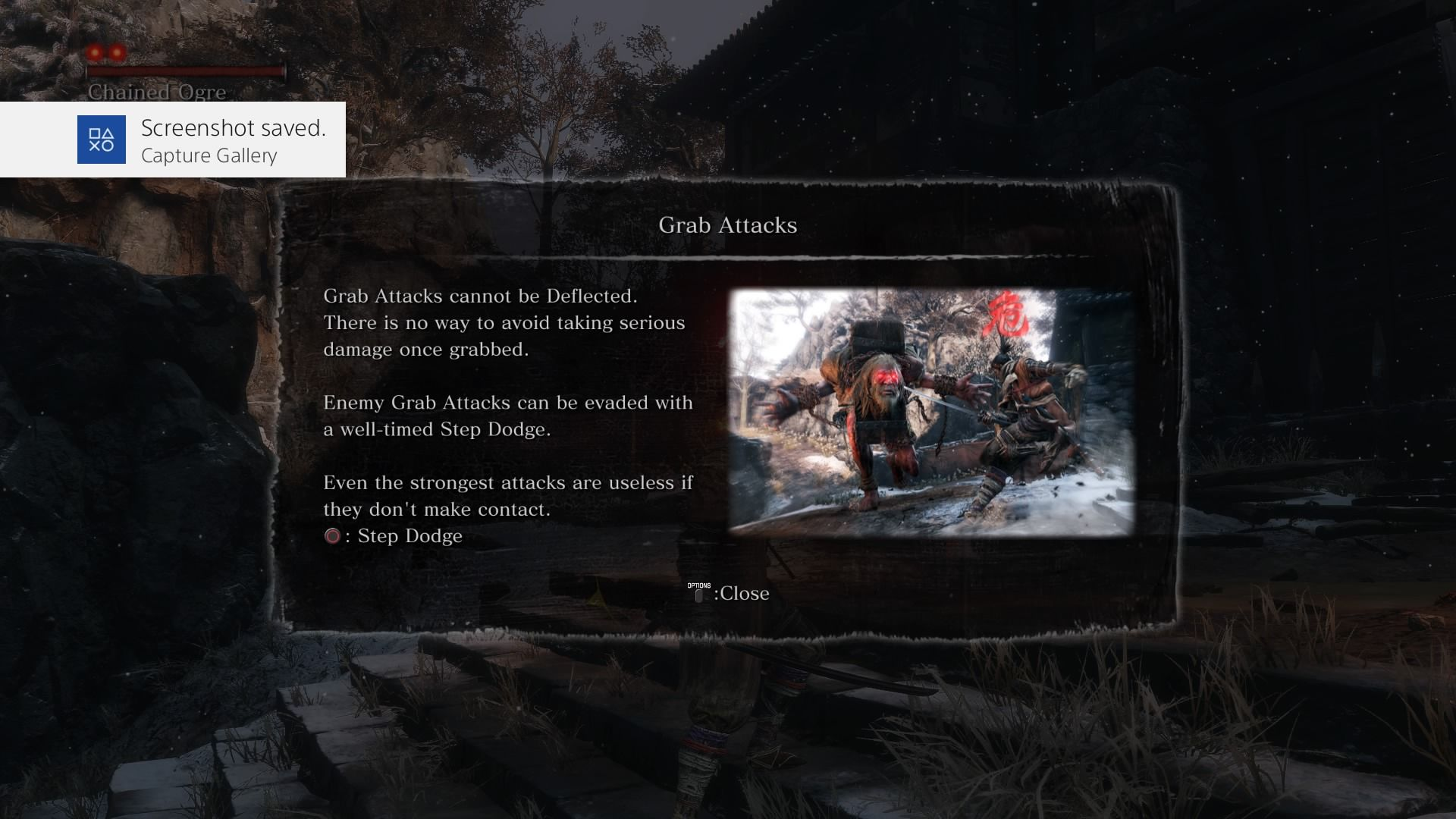 Sekiro' Bosses Guide: How to Beat the Chained Ogre