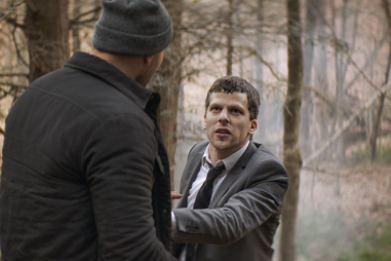 Jesse Eisenberg's Role in 'The Hummingbird Project' Depicts the 'Larger Effects of Greed'