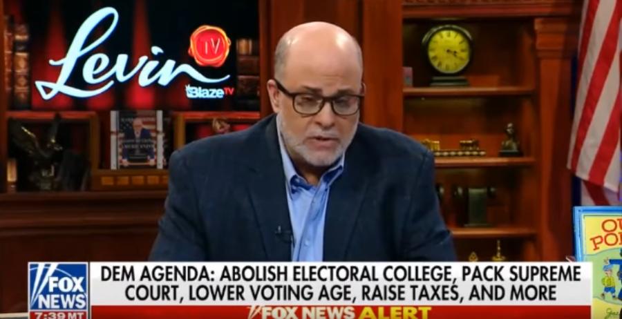 Mark Levin, Fox News
