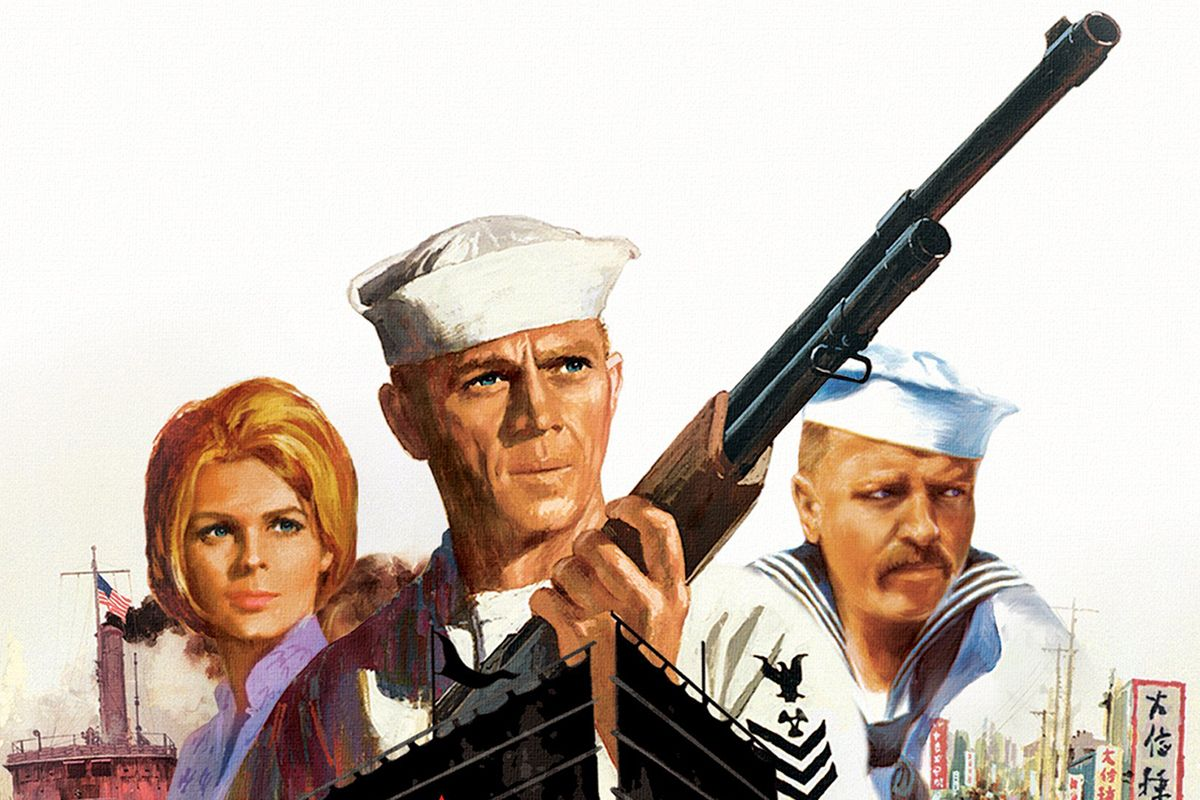 11 The Sand Pebbles
