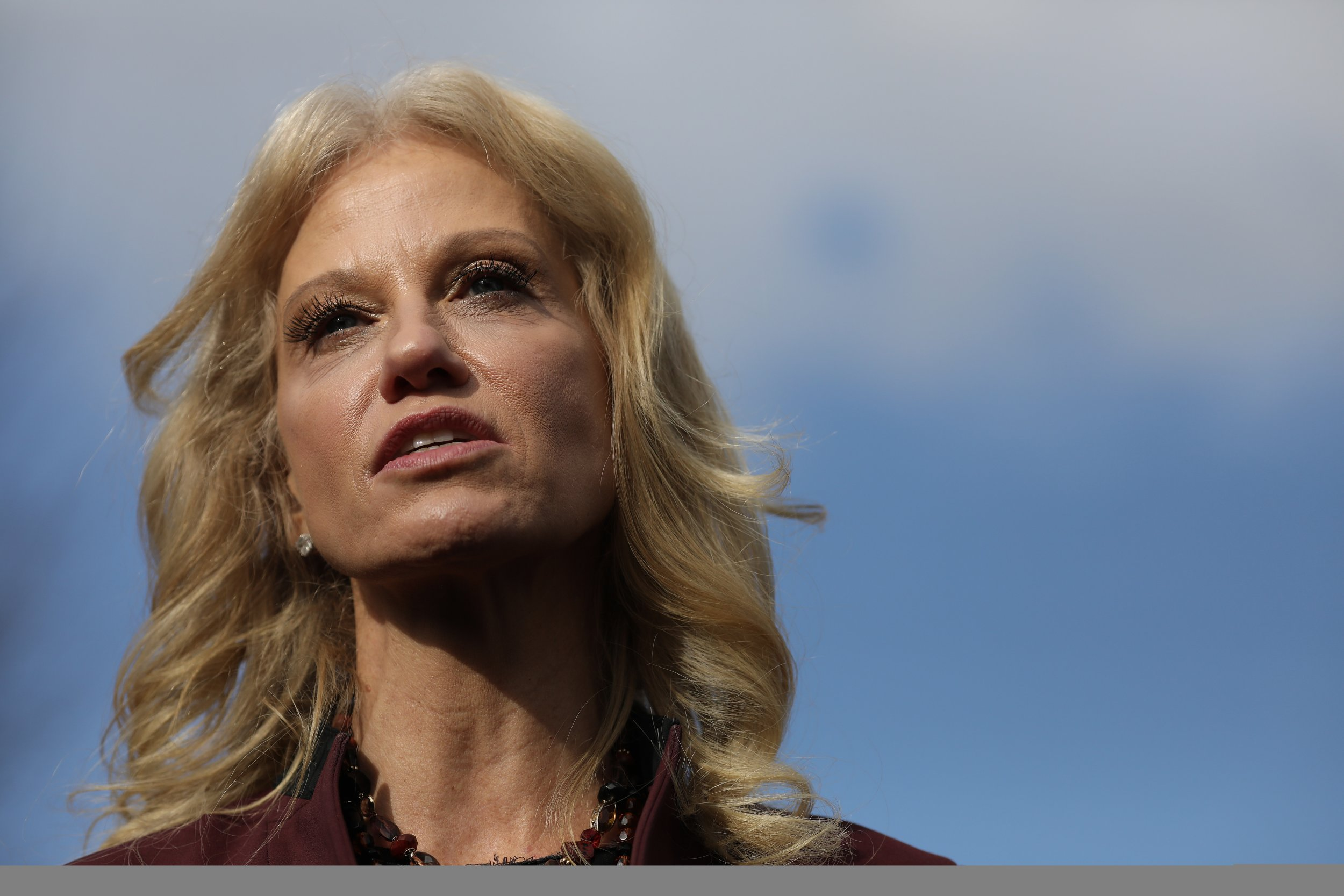 Kellyanne Conway George Conway Donald Trump