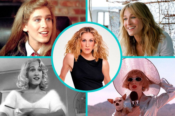 79fa12911c139 Sarah Jessica Parker's Birthday: Her 15 Best Movies & TV Shows Ranked  Newsweek