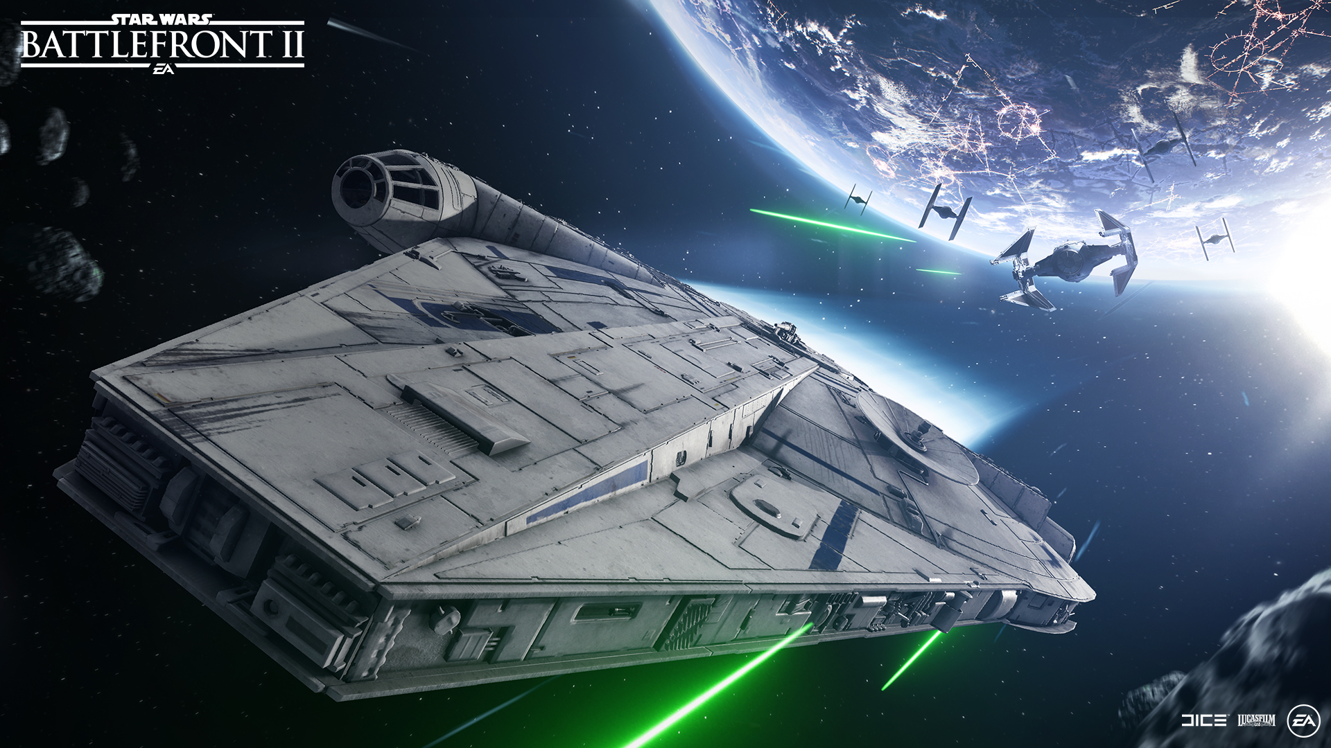 Star Wars Battlefront 2' Capital Supremacy Mode Revealed