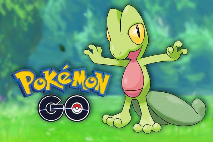 pokemon_go_treecko_community day event start time end shiny treecko frenzy plant