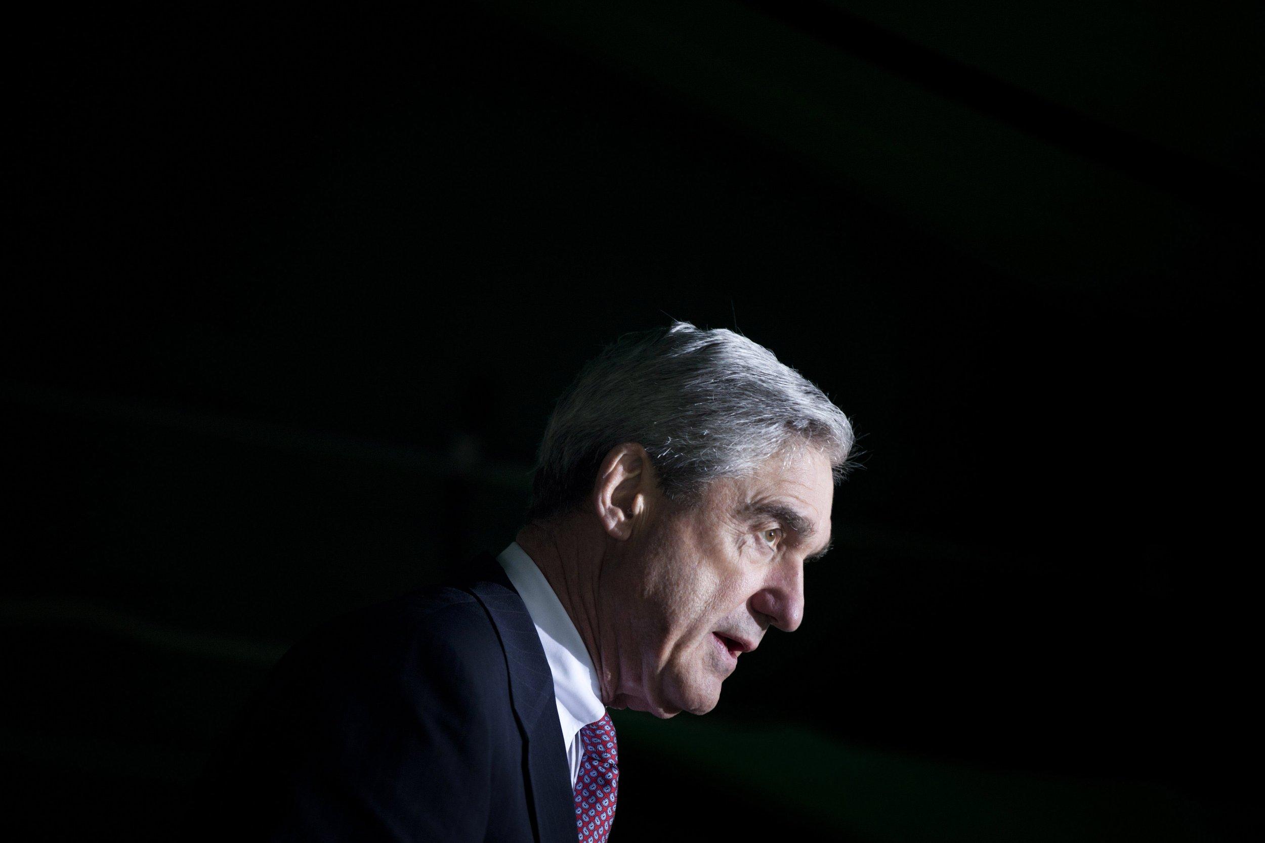 Robert Mueller, report, collusion, Donald Trump, Russia