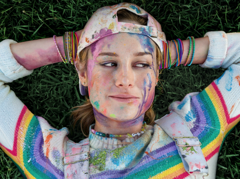 Brie Larson in Unicorn Store After Captain Marvel