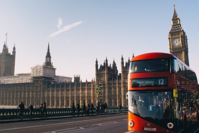 London England travel brexit