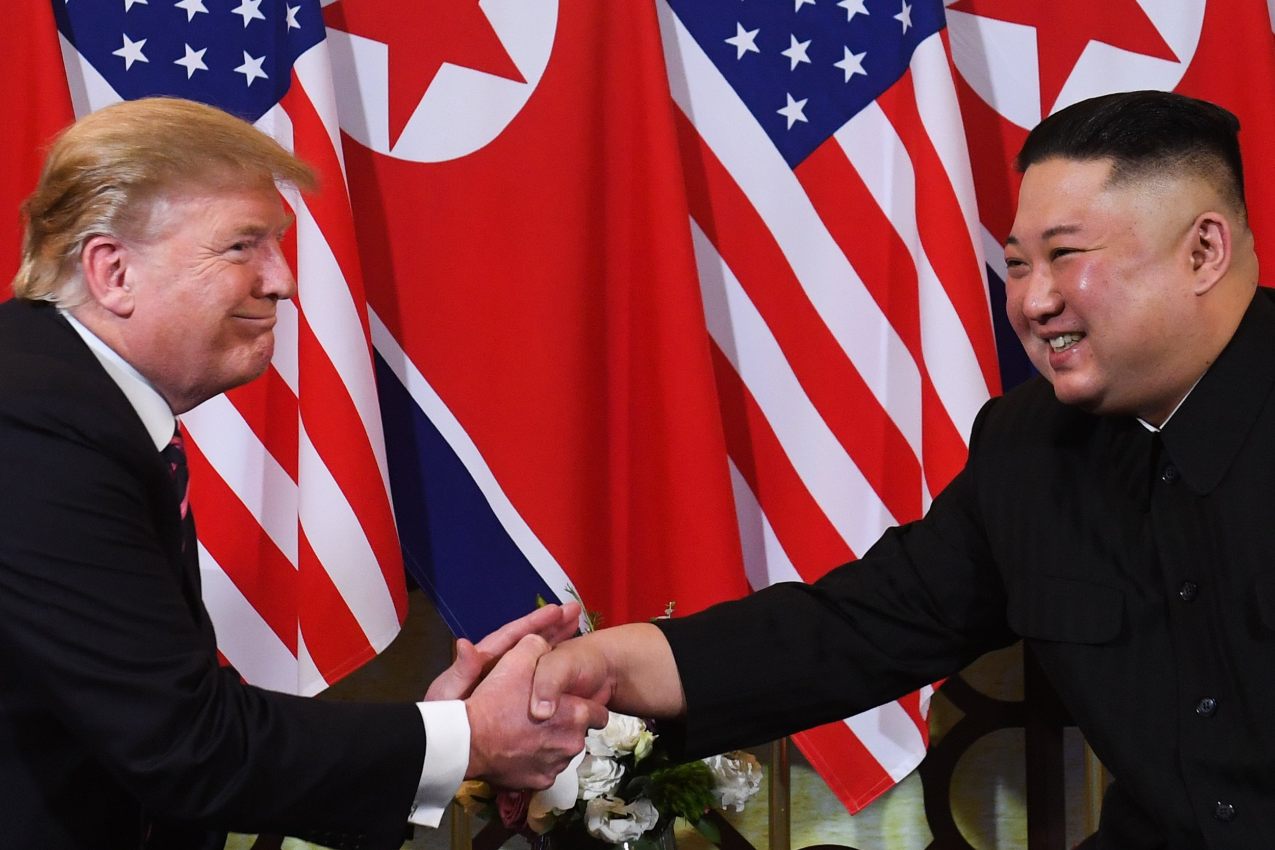 Trump surprises by revoking North Korea sanctions immediately after Treasury imposes them