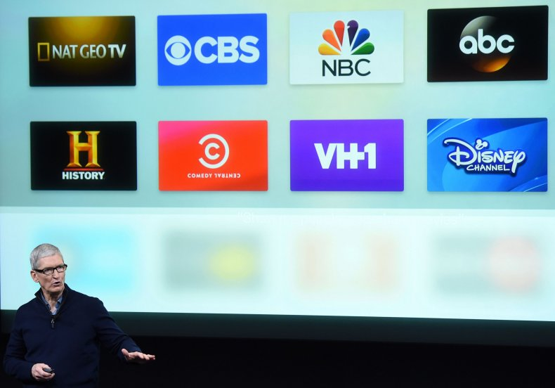 Apple streaming tv service what it includes showtime hbo bundle what to expect channels shows movies original content march 25 event