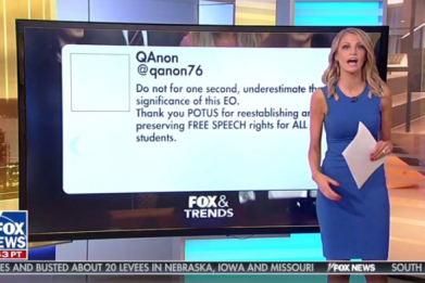 Fox News Reported Carly Shimkus on 'Fox and Friends First'