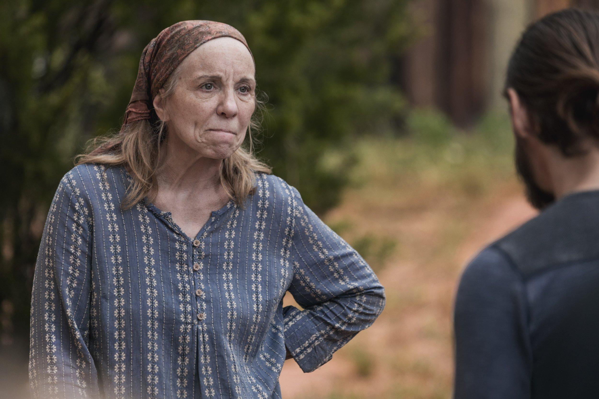 Walking Dead Tammy 9x2