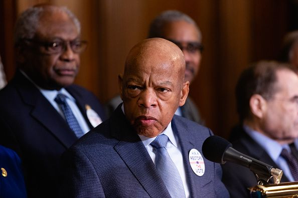 "Rep. John Lewis says he still believes ""the day will come"" where Donald Trump is impeached"