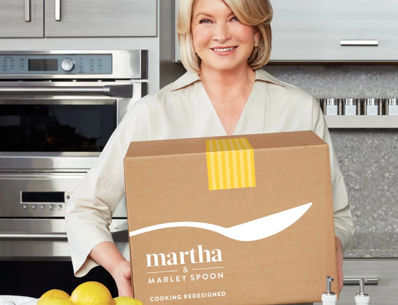 marley spoon martha stewart